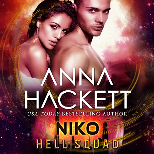 Niko: Scifi Alien Invasion Romance audiobook cover art