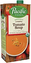 Pacific Foods Organic Creamy Tomato Soup, 32oz, 12-pack