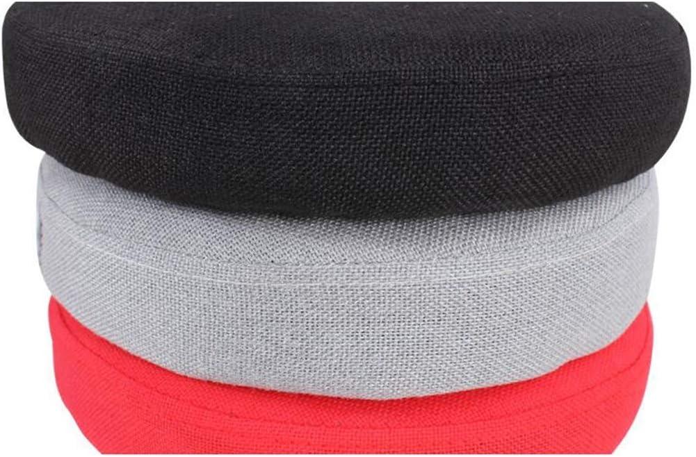 ZHPBHD Tabouret Tabouret de Rangement, Déguisé Banc à Ongles, Banc de Chaussures/Baril Chaise/Banc Tabouret Changement de Stockage Tabouret (Color : Red) Red