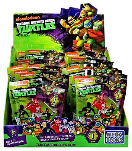 Tortugas Ninja: Sobre sorpresa  Mega Bloks