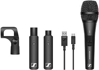 Sennheiser XSW-D VOCAL SET XS1 Dynamic Microphone. Digital wireless handheld vocal microphone. 75mts Range, 2.4GHz digital...