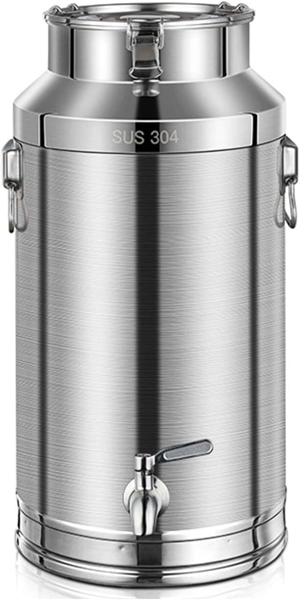 Stainless Steel Storage Tank Popular brand Milk 304 Canister B Large-scale sale