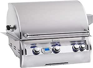 Fire Magic Echelon Diamond E660i 30-Inch Propane Gas Built-In Grill With One Infrared Burner - E660i-4L1P