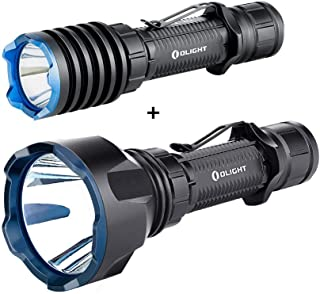 Image of OLIGHT 2100 Lumens Warrior X Pro Bundle 1100 Lumens 1000 Meters Throw Tactical Flashlight