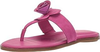 Taryn Rose Women's Kaori Slide Sandal azalea 6 M M US