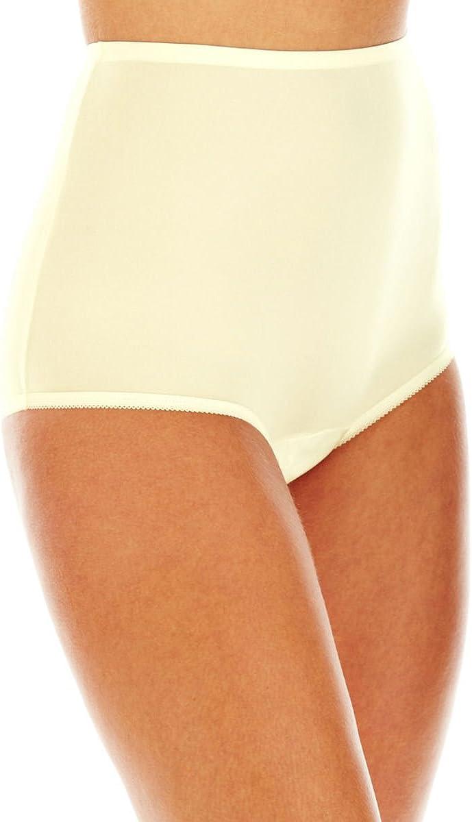 Vanity Fair Women's Perfectly Yours Ravissant Nylon Brief Panties #15712