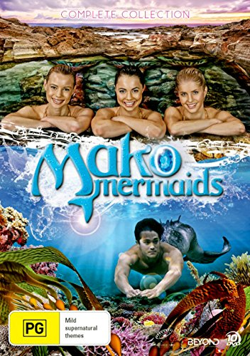 Mako Mermaids / Series Collection (10 Dvd) [Edizione: Australia]