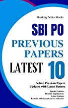 SBI PO PREVIOUS YEAR SOLVED PAPERS Probationary Officers Exam: Mocktime Publication