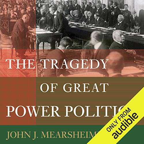 The Tragedy of Great Power Politics Titelbild