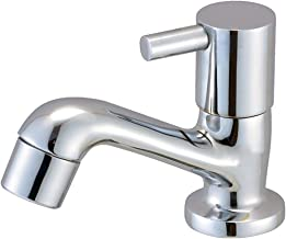 Smile PILLAR COCK washbasin faucet TURBO series with Foam Flow