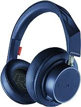 Plantronics BackBeat GO 600 Noise-Isolating Headphones, Over-The-Ear Bluetooth Headphones, Navy