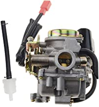 perfk Universal Kraftstofffilter Benzinfilter Filter Auto Motorrad Roller Benzin-Inline-Kraftstofffilter f/ür \49cc-160cc Motorrad Pit Dirt Quad