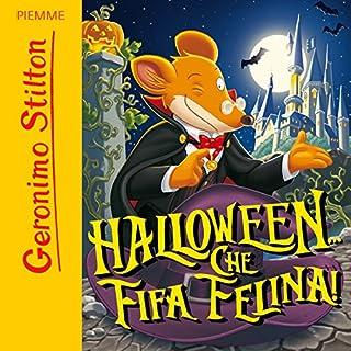 Halloween... Che fifa felina! copertina