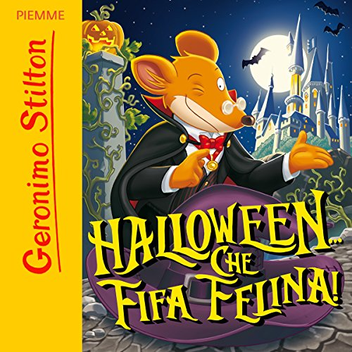 Halloween... Che fifa felina! audiobook cover art