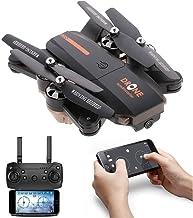 Amitasha New Foldable Wi-Fi Camera Drone with Altitude Hold and Headless Mode