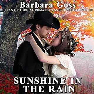 Sunshine in the Rain audiobook cover art
