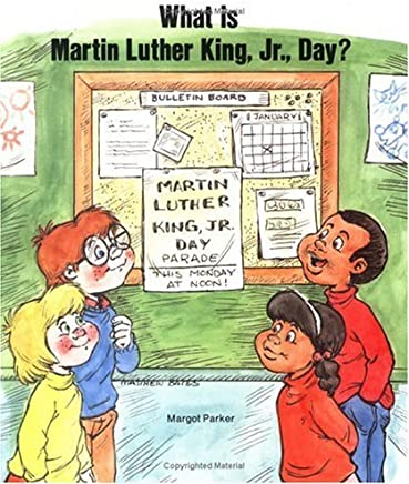What Is Martin Luther King, Jr. Day