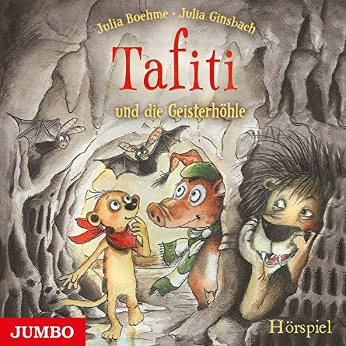 Tafiti und die Geisterhöhle Titelbild