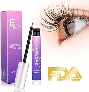 Eyelash Growth Serum,Natural Lash Eyebrow Enhancer Grow Rapid Long Lashes Beauty Conditioner Formula Regrowth Treatment Thicker, Longer, Fuller Boost Cream