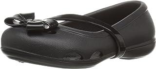 Crocs 儿童 Lina 平底鞋