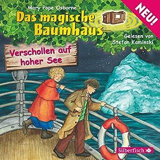 Verschollen auf hoher See (Das magische Baumhaus 22) Titelbild