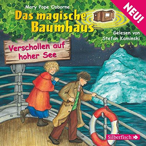 Verschollen auf hoher See (Das magische Baumhaus 22) audiobook cover art