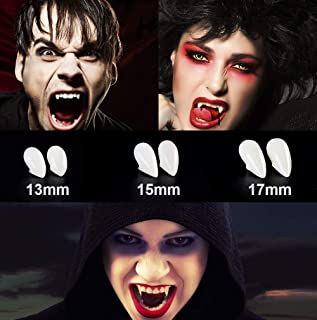 scarecrow vampire fangs small instructions