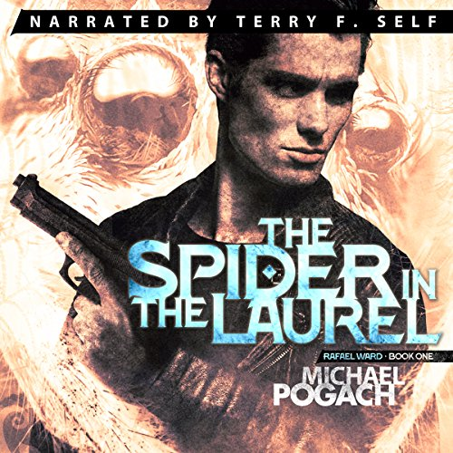 The Spider in the Laurel audiobook cover art