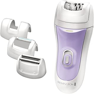 Remington Smooth and Silky 4 in 1 Epilator (White)