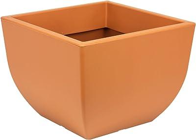 Kunststoff braun 15 x 10,5 x 6 cm ideal zur Anzucht Bonsai Schalen 5 Stück