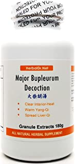 Major Bupleurum Decoction Extract Powder Tea 180g (Da Chai Hu Tang) Ready-to-Drink 100% Natural Herbs