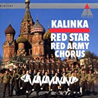 Kalinka by Red Star Red Army Chorus (1992-09-01)