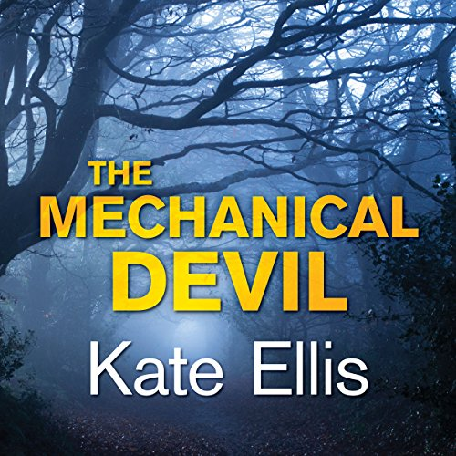 Page de couverture de The Mechanical Devil
