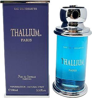 Thallium for Men by Yves De Sistelle 3.4 oz EDT SP