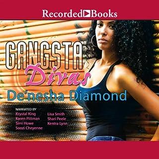 Gangsta Divas audiobook cover art