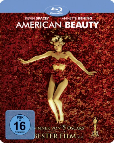 American Beauty - Steelbook [Blu-ray]