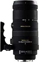 Sigma 120-400mm f/4.5-5.6 AF APO DG HSM Telephoto Zoom Lens for Sony Digital SLR Cameras