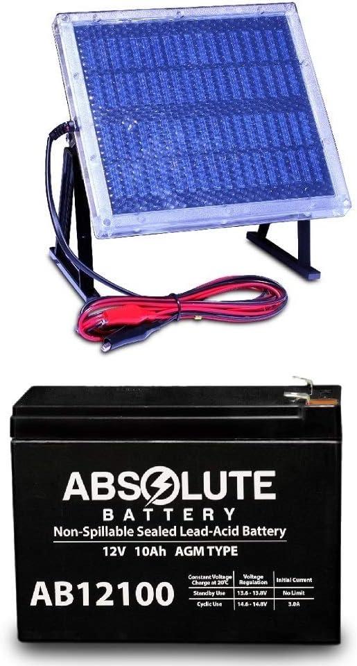 12V 10AH SLA Battery for Currie Panel Ch Very popular trend rank 500 Solar eZip CD