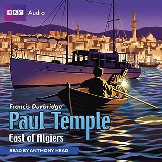 Paul Temple East of Algiers cover art