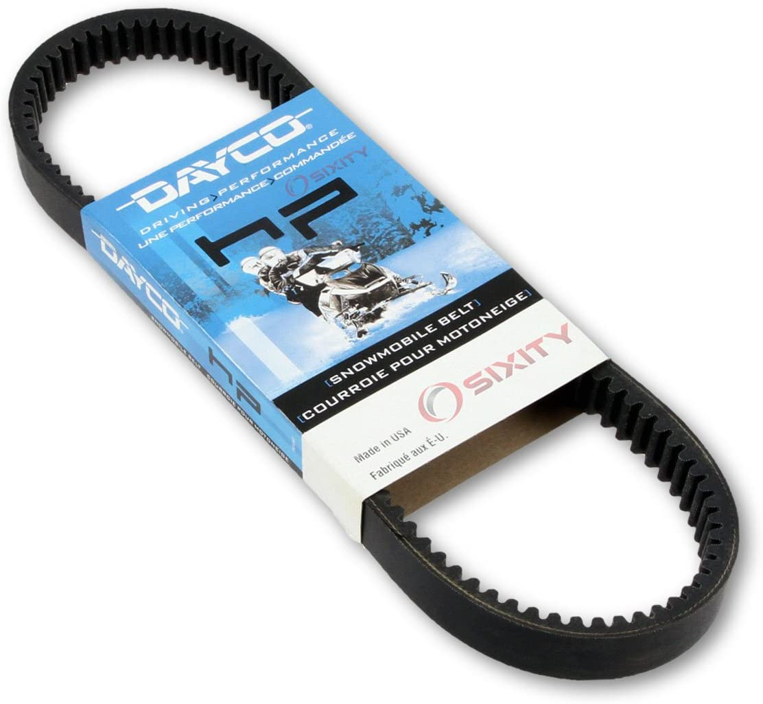 Dayco HP Drive Max 42% OFF Belt for It is very popular 1979-1981 Pe High Kawasaki 440 - Drifter