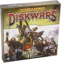 Warhammer Diskwars Hammer and Hold Card Game