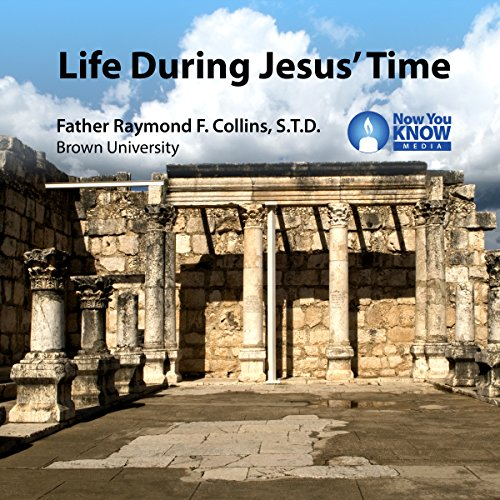 Life During Jesus' Time audiobook cover art