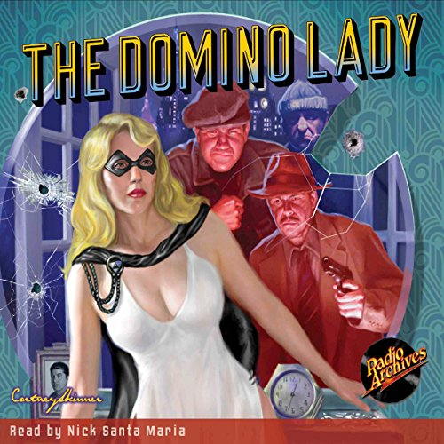 The Domino Lady cover art
