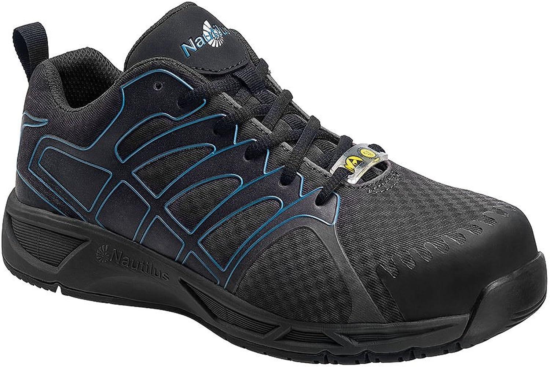 Oxford Grey Carbon Toe ESD - Footwear  Men's Footwear  Men's Work Boots shoes
