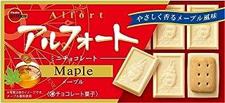 ブルボン アルフォートミニチョコレートメープル ×10個