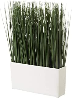IKEA Felka Artificial Potted Plant with Pot Grass 402.076.83