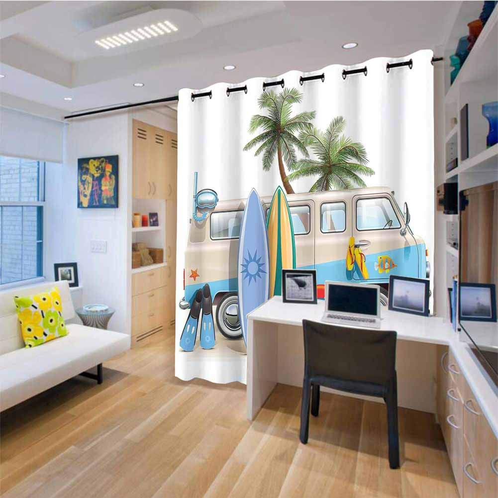 HouseLook Surf – Silueta Aislante para Puerta corredera de una ...