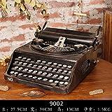 AIURLIFE Máquina de escribir Vintage, retro, artes del...
