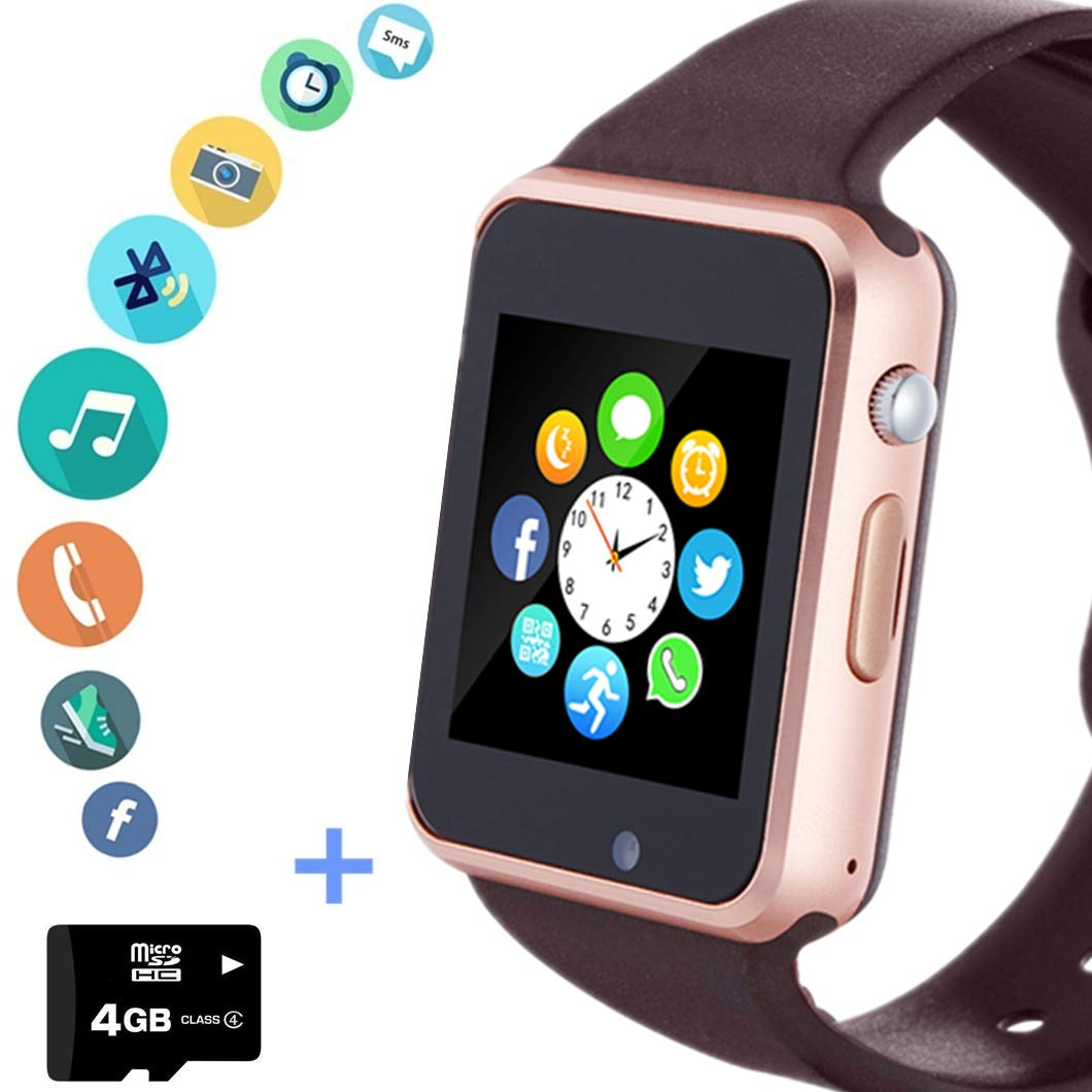 Smartwatch Pedometer Notification Compatible Functions