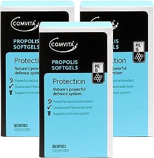 Comvita Propolis PFL15 365 SoftGels (Pack of 3)